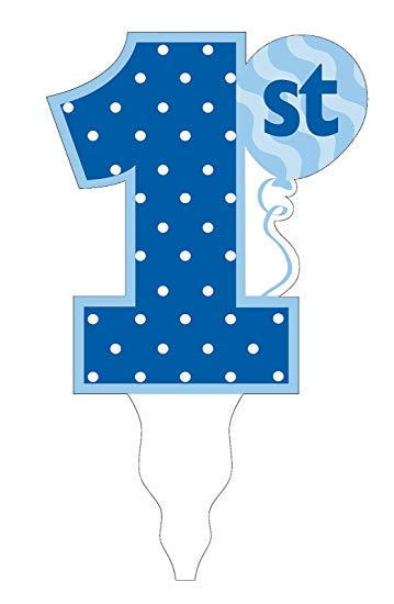 Clipart 1st birthday clipart black and white library 1st birthday boy clipart 2 » Clipart Station clipart black and white library