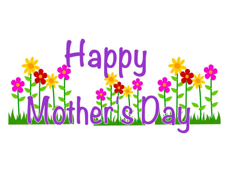 Happy mother s clip. Free clipart for christian mothers day