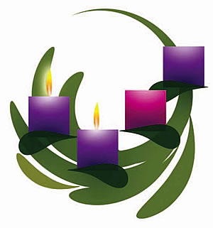 Free clipart for second sunday of advent graphic freeuse stock Free Advent Wreath Cliparts, Download Free Clip Art, Free Clip Art ... graphic freeuse stock