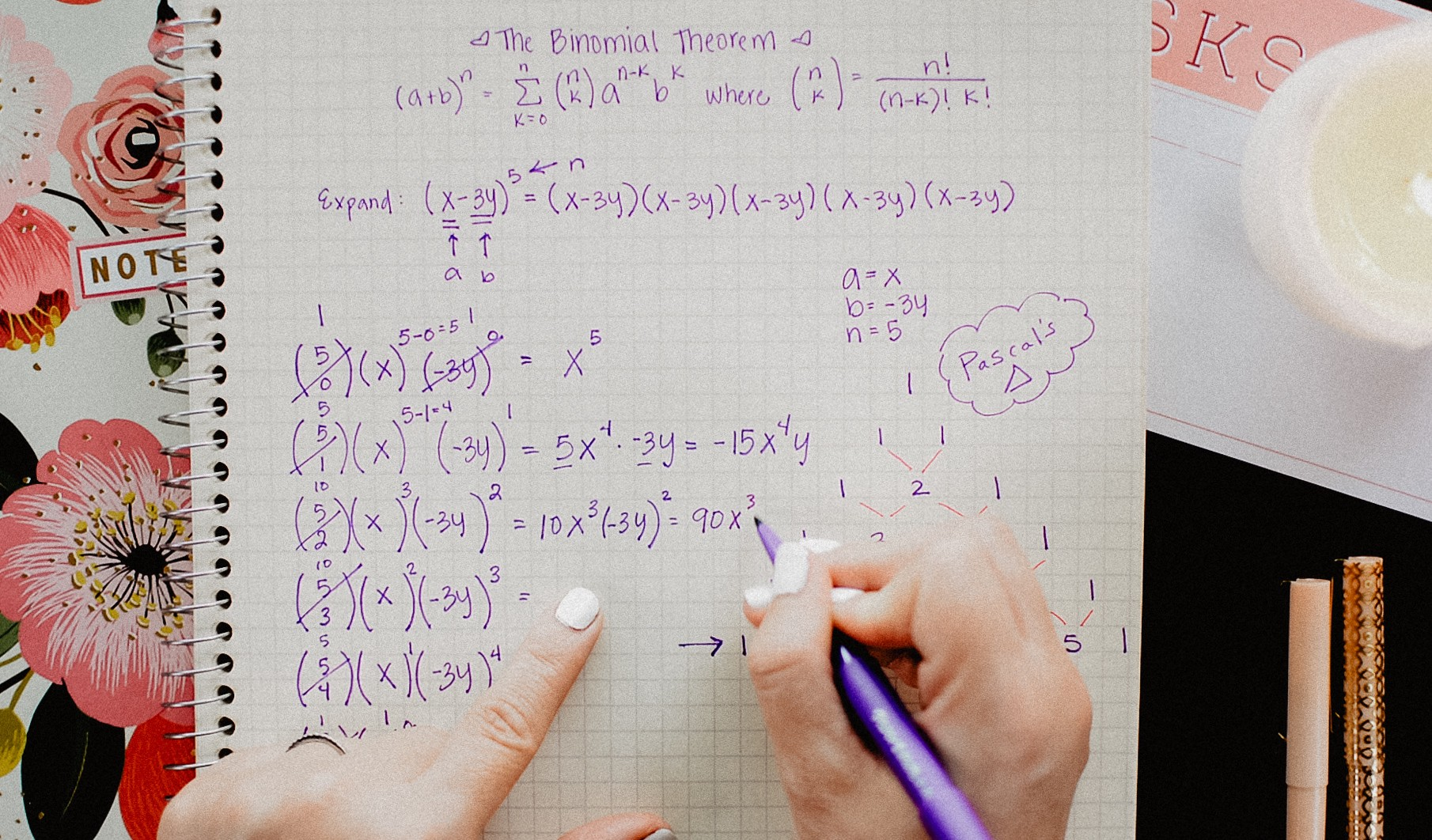 2 2 equally 5 math problems clipart clip royalty free library The Binomial Theorem Explained - Math Hacks - Medium clip royalty free library