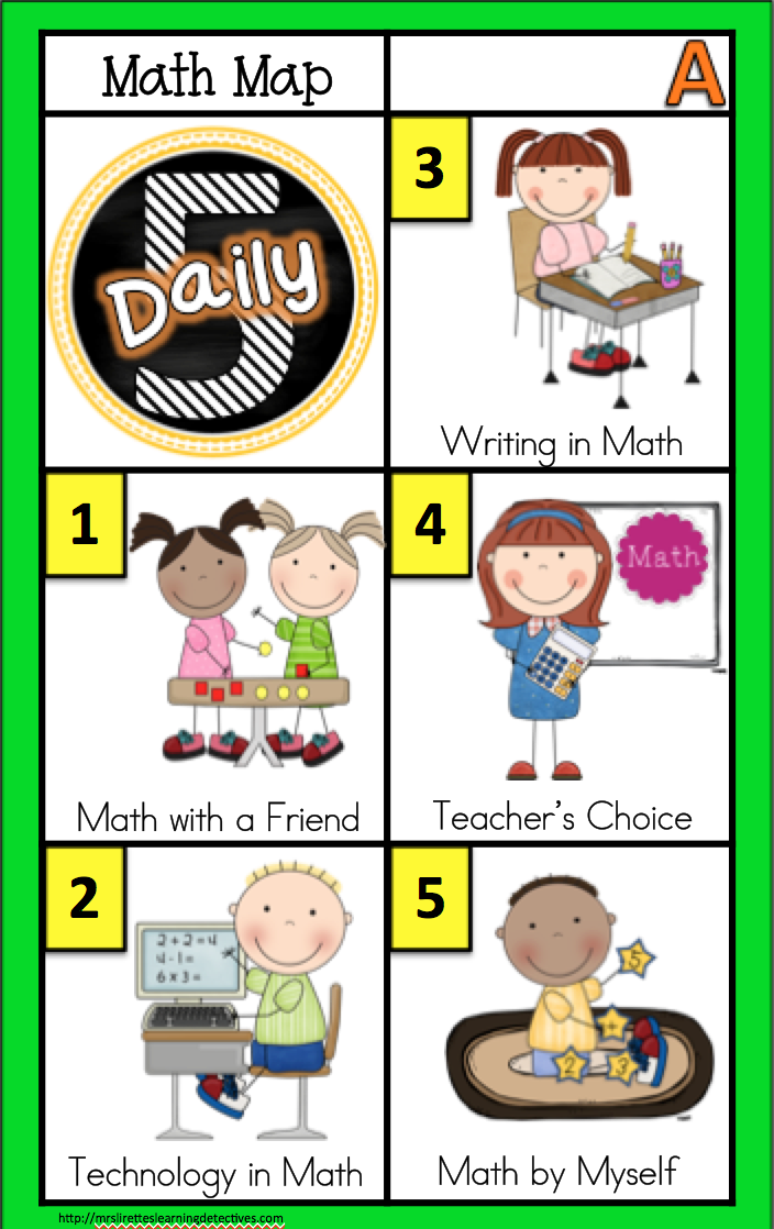 2 2 equally 5 math problems clipart banner royalty free library Daily 5 Math! | Math Teaching | Daily 5 math, Daily five math ... banner royalty free library