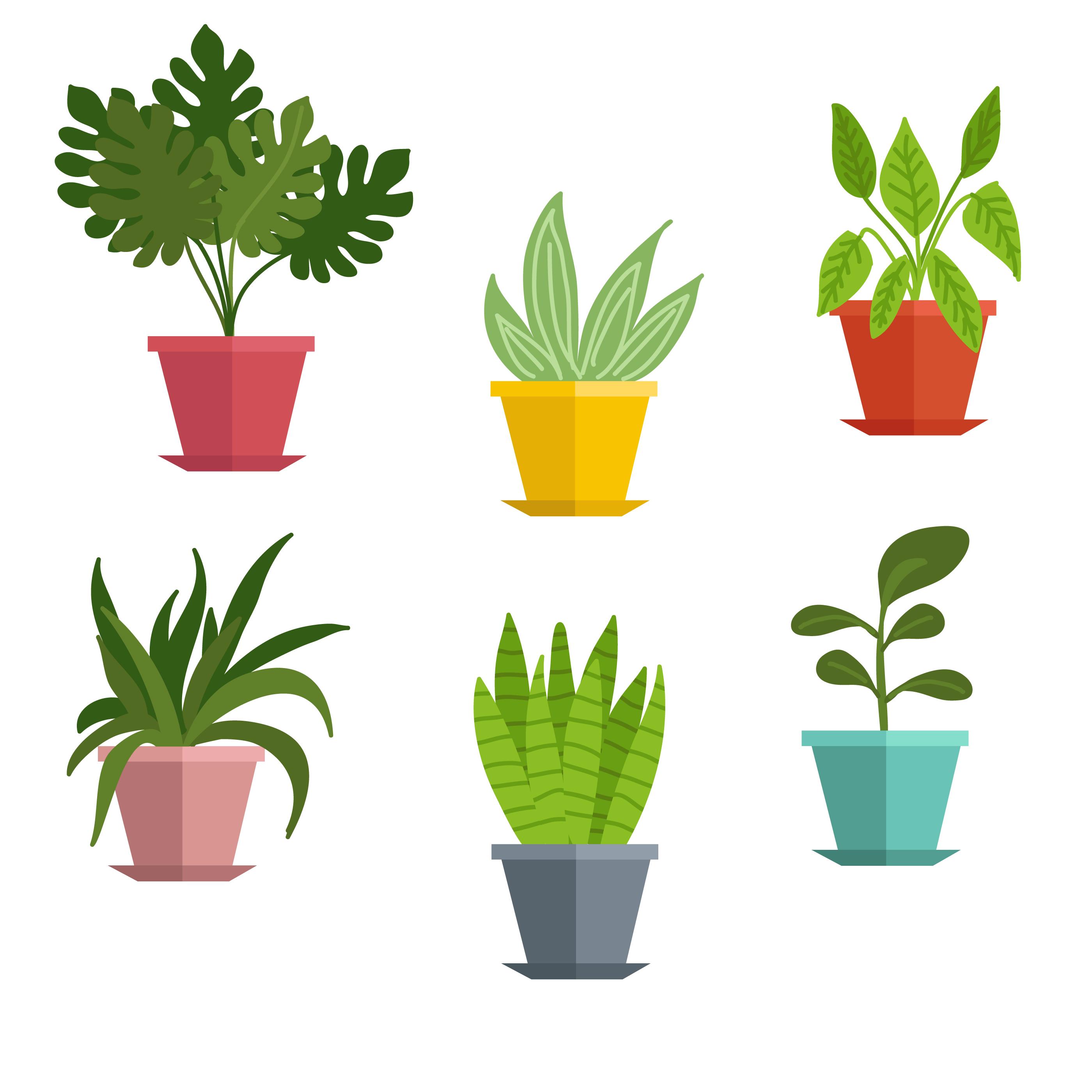 2 3 plantsplant clipart clip transparent Potted Plants Clipart little plant 2 - 2800 X 2800 Free Clip Art ... clip transparent