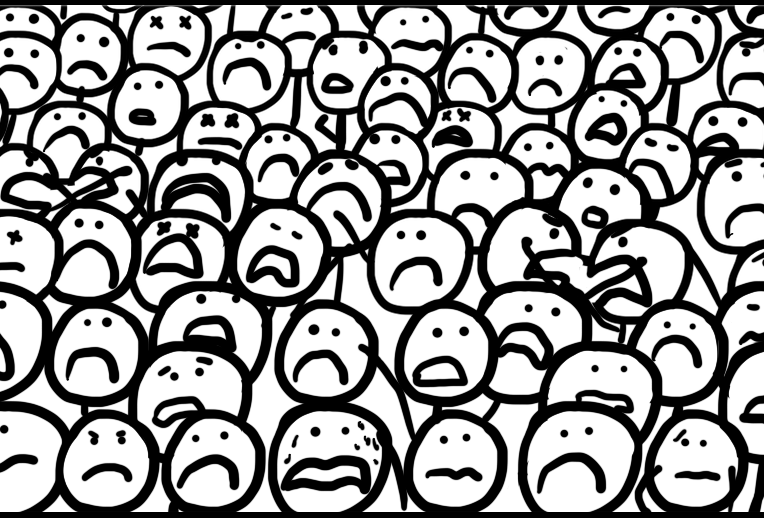 2 6 million people clipart picture free stock From 1 to 1,000,000 — Wait But Why picture free stock
