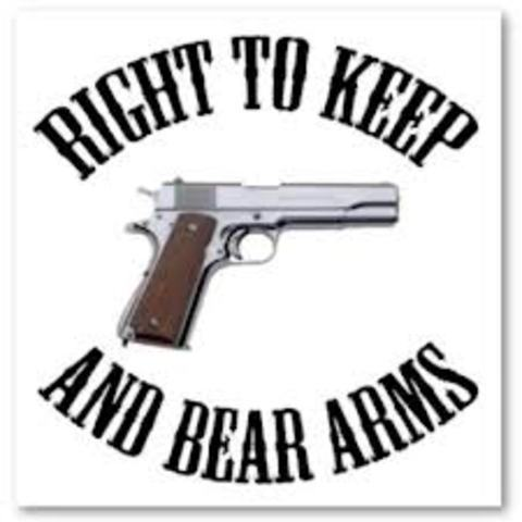 2 amendment clipart