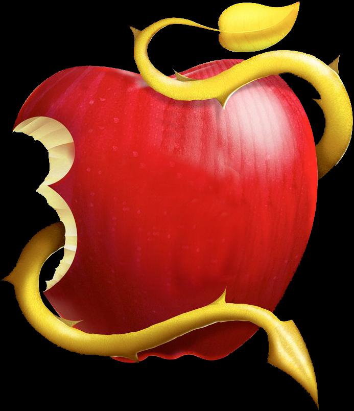 2 apple clipart graphic transparent download descendants descendants2 apple graphic transparent download