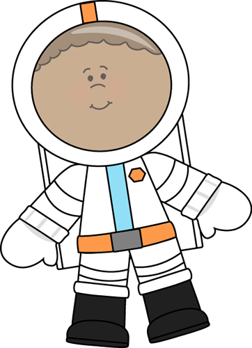 Astronaut singing clipart clip art library library Astronaut clipart free images 2 - ClipartAndScrap clip art library library