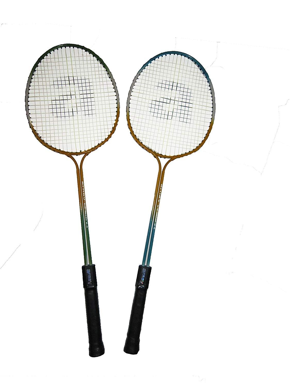 2 badminton racket floor clipart clipart stock Arnav Smash Double Shaft Badminton Racquet (Large) clipart stock