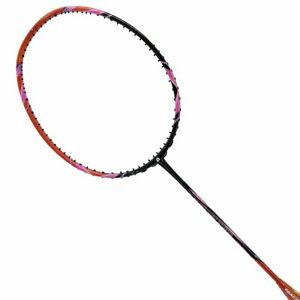 2 badminton racket floor clipart png freeuse download Details about 2 X APACS Accurate 99 Orange Black(4U) Badminton Racket Free  String and Grip png freeuse download