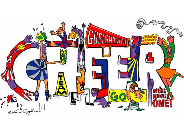 2 bid clipart jpg transparent Cheerleader animations clip art on dayasrione bid 2 - Clipartix jpg transparent