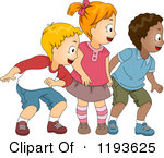 2 boys 1 girl clipart png library download Royalty Free African American Illustrations by BNP Design Studio ... png library download