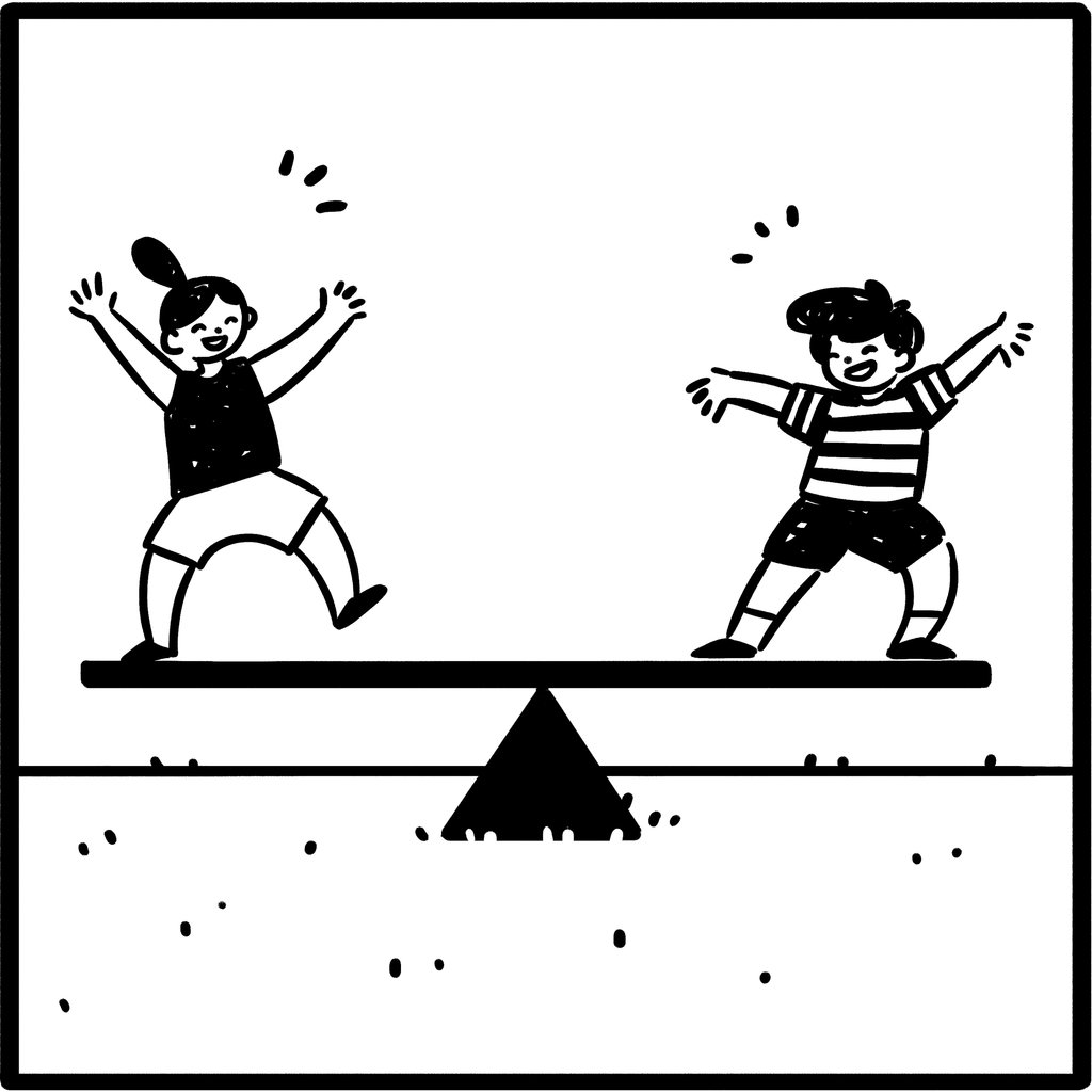 2 boys and girl playing rough clipart image black and white stock How to Raise a Feminist Son - The New York Times image black and white stock