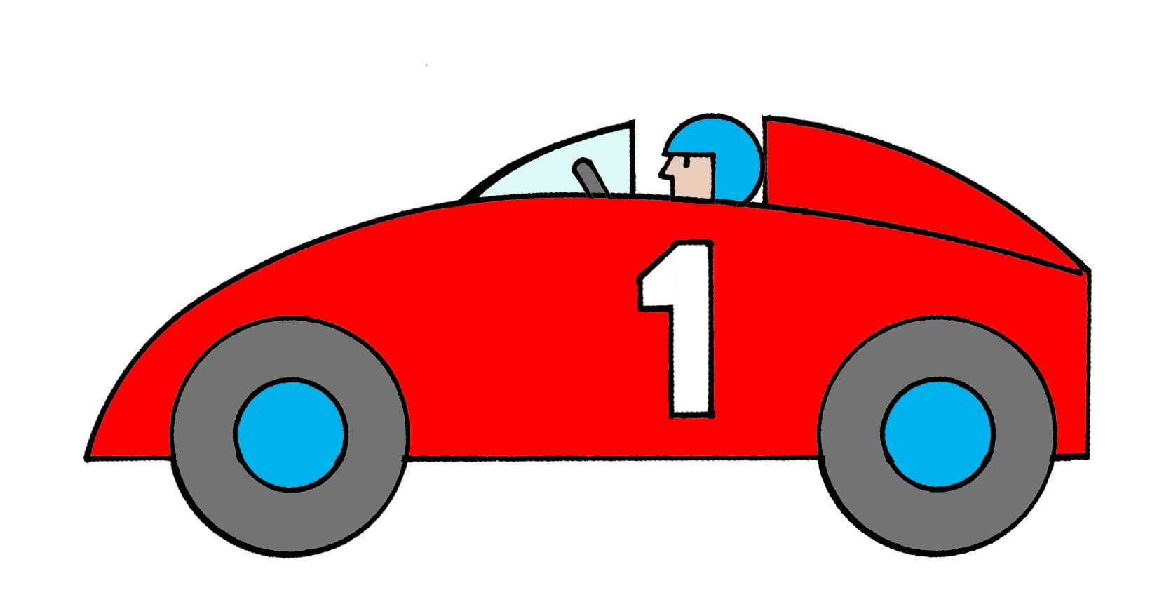 Racecar clipart picture royalty free stock Animated Race Car Clipart | Free download best Animated Race Car ... picture royalty free stock