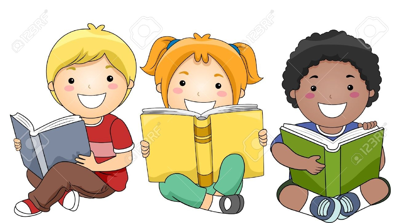 Kids reading clipart royalty free download Kids reading clipart 2 » Clipart Station royalty free download