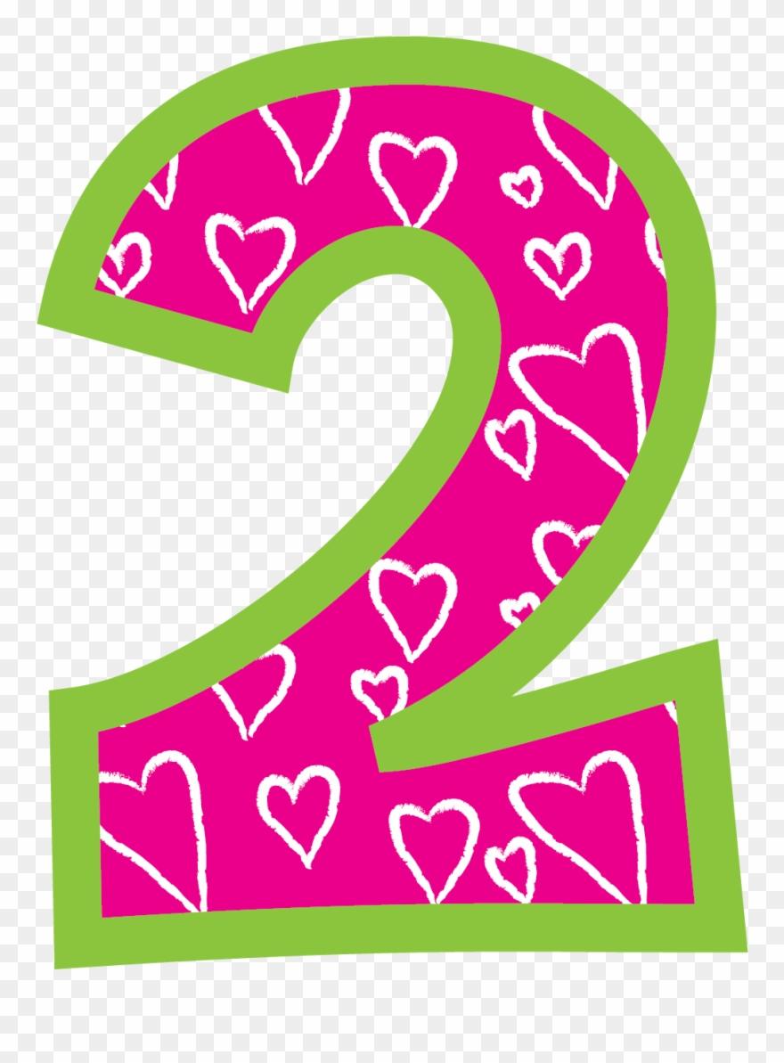 2 clipart png banner transparent 2 Clipart - Number 2 Birthday Png Transparent Png (#7051) - PinClipart banner transparent