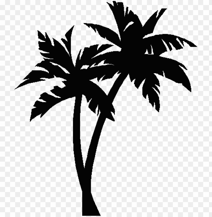 2 clipart silhouette no background svg transparent library alm tree no background free clipart images 2 u2013 - palm tree ... svg transparent library