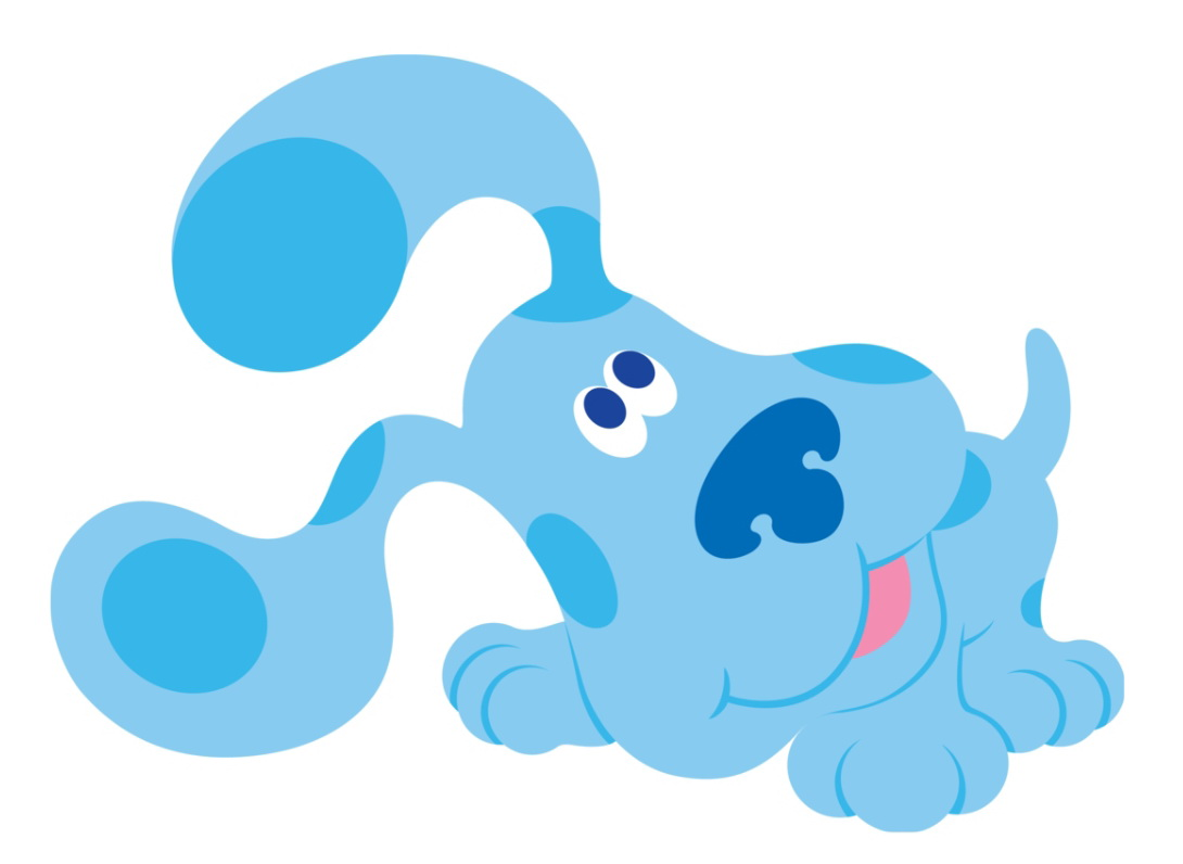Blues clues clipart 2 » Clipart Station jpg royalty free download