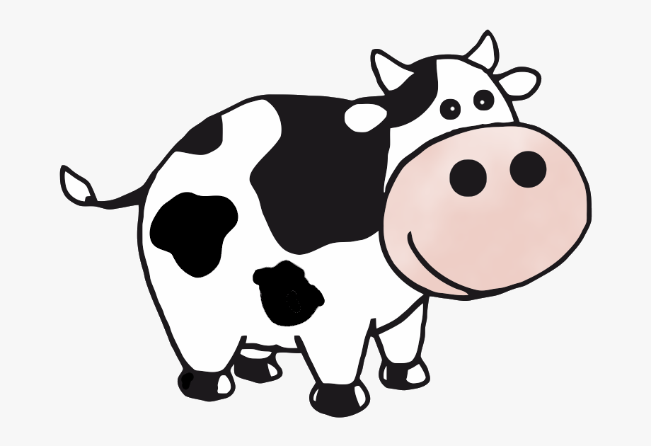 2 cows clipart jpg freeuse download Cow Clip Art At Clker Vector Clip Art Clipartix - Cow Clipart ... jpg freeuse download
