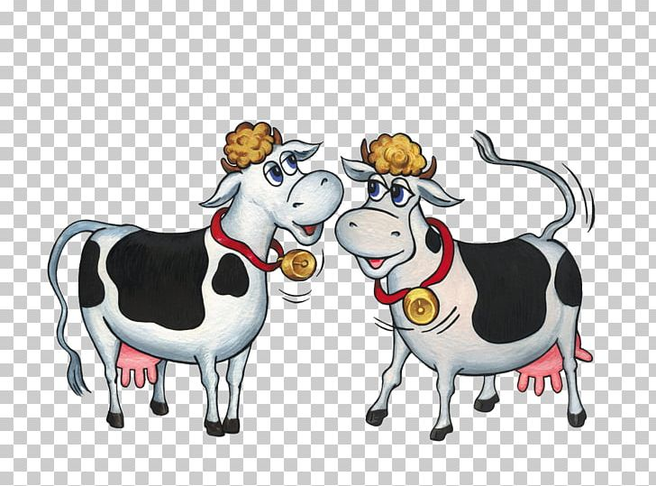 2 cows clipart svg black and white library Cattle Milking You Have Two Cows Capitalism PNG, Clipart, Animals ... svg black and white library