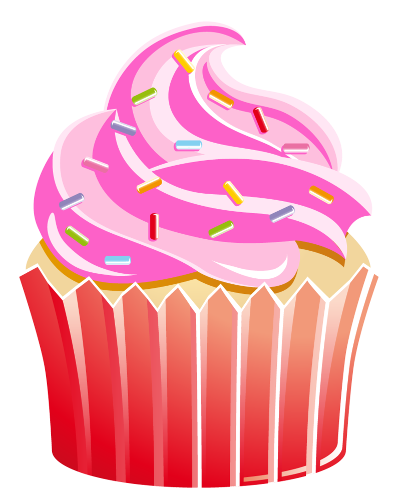 Cupcake clipart images free clipart image 2 clipartix 2 - Cliparting.com banner download