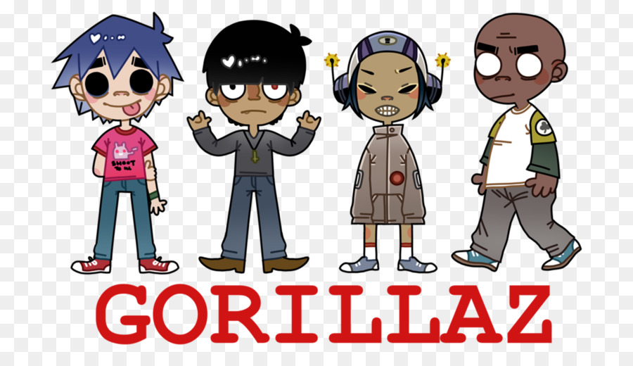 2 d gorillaz clipart svg free stock Beach Background png download - 1920*1080 - Free Transparent ... svg free stock