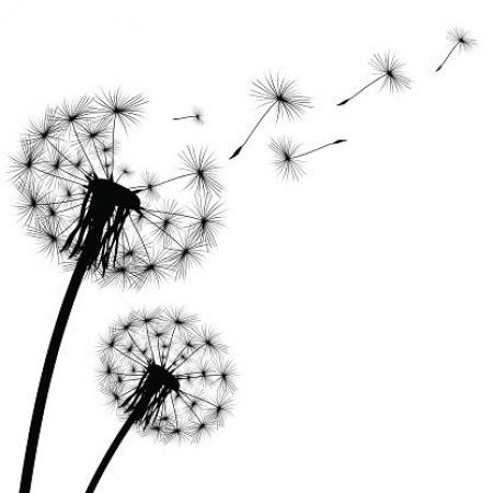 2 dandelions clipart clip art royalty free Dandelion clipart free download on WebStockReview clip art royalty free