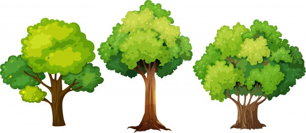 Tree Vectors, Photos and PSD files | Free Download clip black and white stock