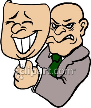2 faced clipart download Rosalynda\'s Insights: Two Faced People?? WHY? download