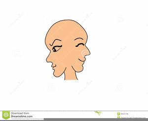 2 faced clipart picture free library Clipart Two Faced | Free Images at Clker.com - vector clip art ... picture free library