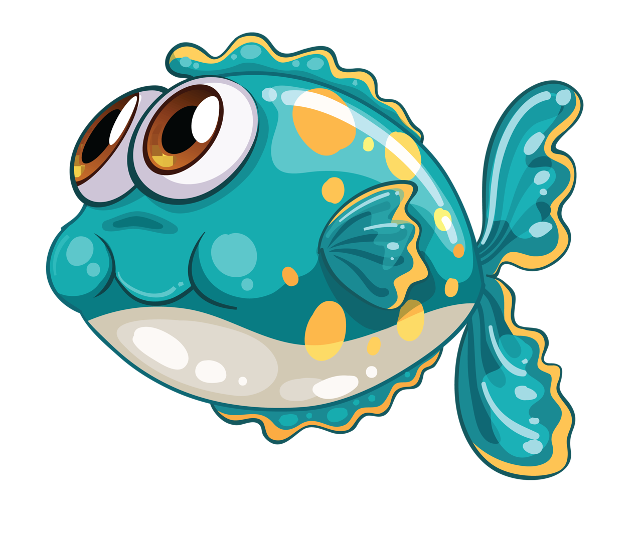 clip art and. Cute fish clipart png