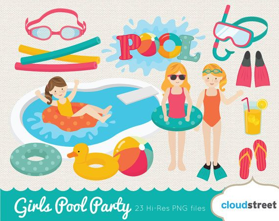 2 girls and 1 boy swimming in the pool clipart png stock 1000+ ideas about Girl Pool Parties on Pinterest | Swim party ... png stock