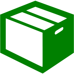 2 green box clipart svg royalty free library Green box 2 icon - Free green box icons svg royalty free library