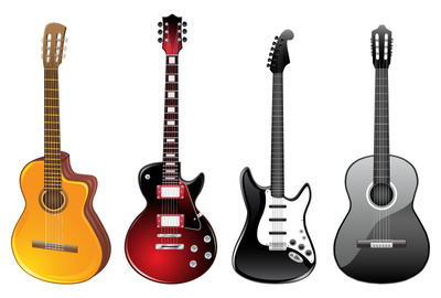 2 guitars clipart jpg library stock Free Pictures Guitar, Download Free Clip Art, Free Clip Art on ... jpg library stock