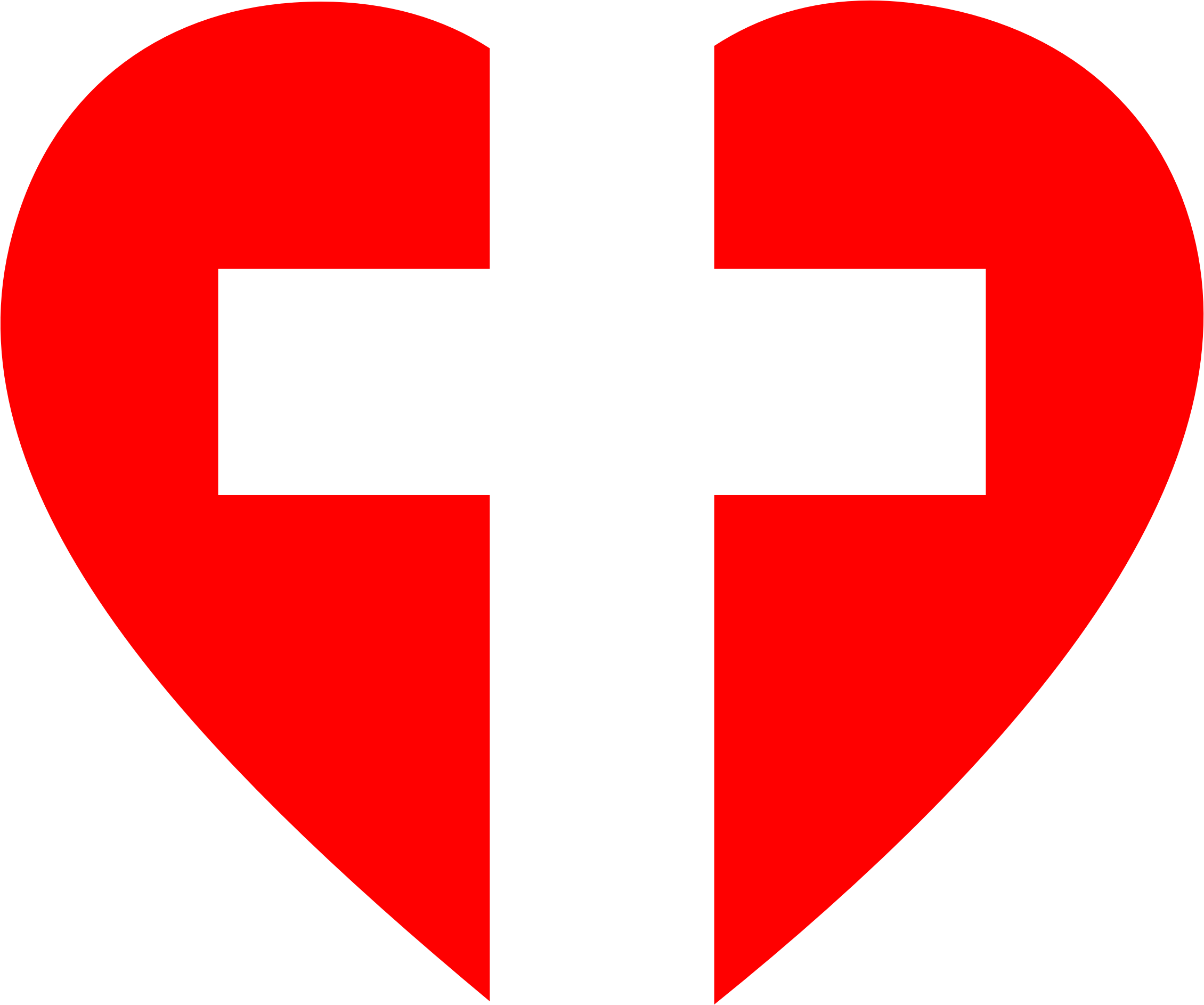 Cross for baptism clipart vector transparent stock Cross And Heart Clipart at GetDrawings.com | Free for personal use ... vector transparent stock