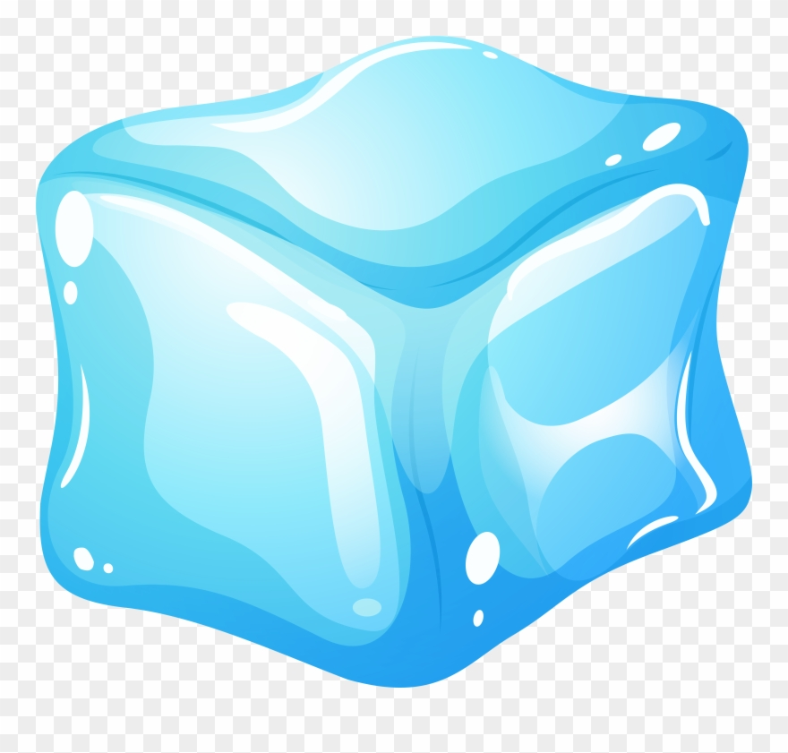 Clipart of ice banner free library Ice Cube Blue Clip Art Web Clipart - Ice Cube - Png Download ... banner free library