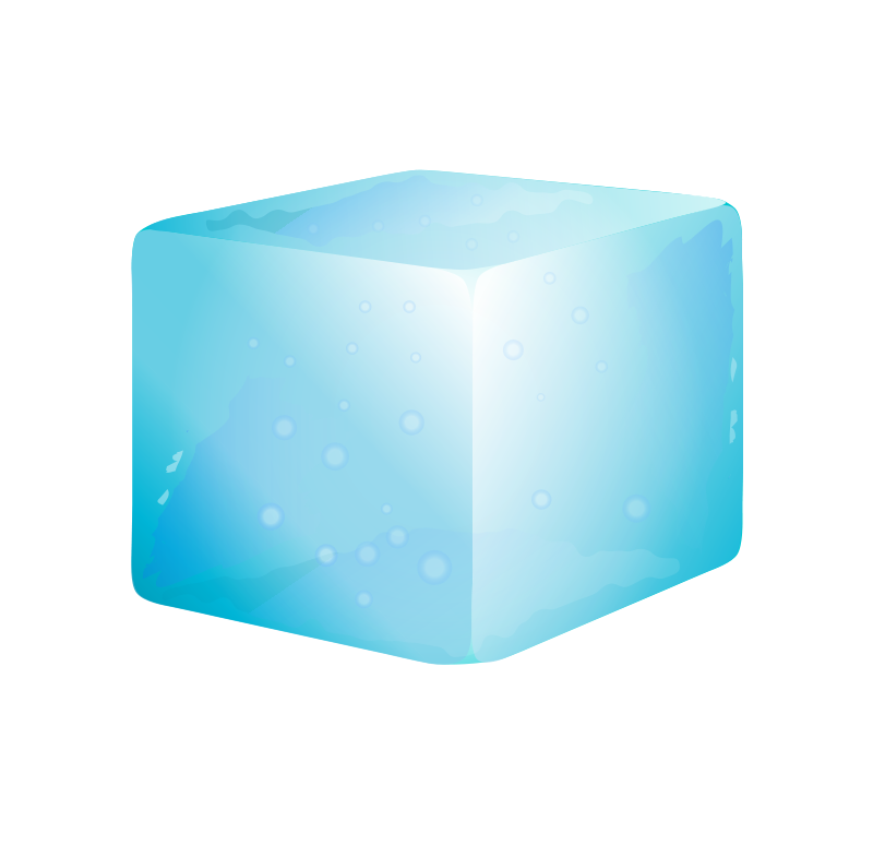 Ice block clipart royalty free library Free Clipart: Ice cube | lekamie royalty free library