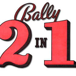 2 in 1 clipart graphic download 2 in 1 (Bally 1964) b2s MOD - VPForums.org graphic download
