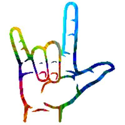 2 in asl clipart image Asl clipart 2 » Clipart Portal image