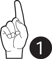 2 in asl clipart png download Sign Language Clipart | Free download best Sign Language Clipart on ... png download