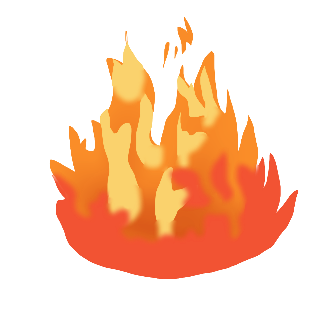 Free vector art flames clipart 2 clipartix - Cliparting.com svg transparent download