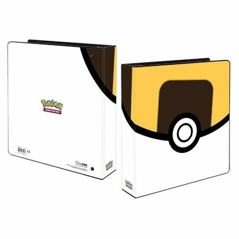 2 inch binder clipart transparent download Ultra Pro Pokemon: 2 Inch Album - Ultra Ball transparent download