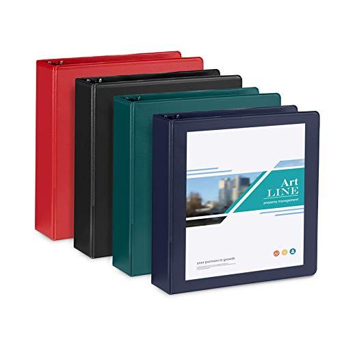 2 inch binder clipart png transparent download 3 Ring Binder Design: Amazon.com png transparent download