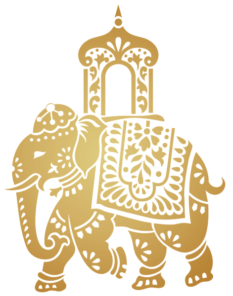 2 indian elephant clipart jpg royalty free stock Indian elephant art clipart images gallery for free download ... jpg royalty free stock