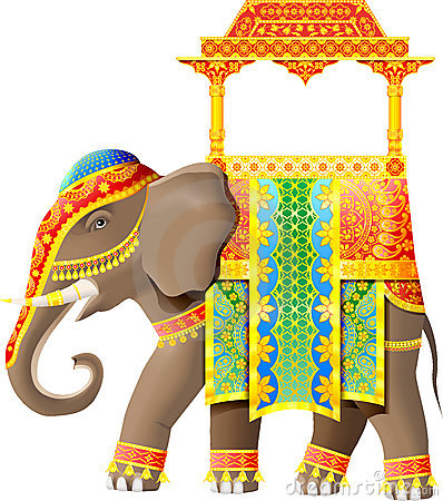 Indian elephant clipart vector free library Indian elephant clip art free clipart images 2 - Cliparting.com vector free library