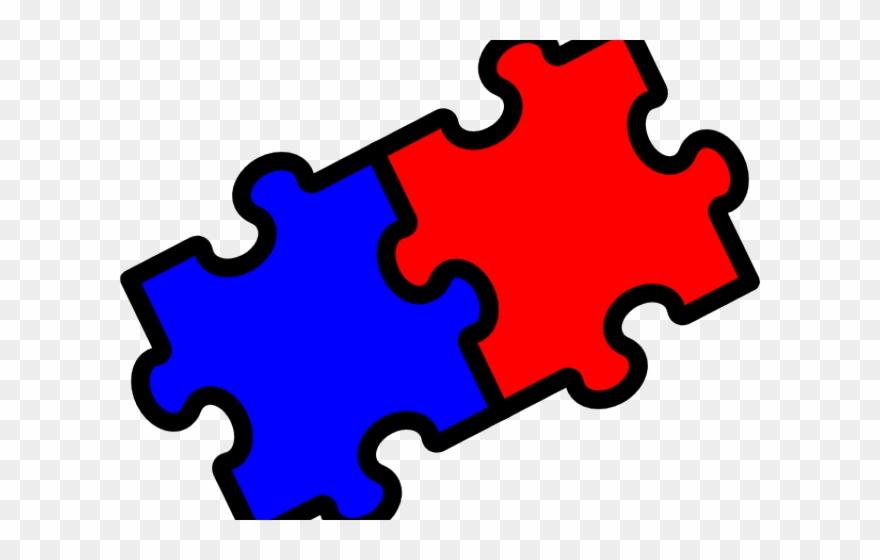 Clipart jigsaw pieces