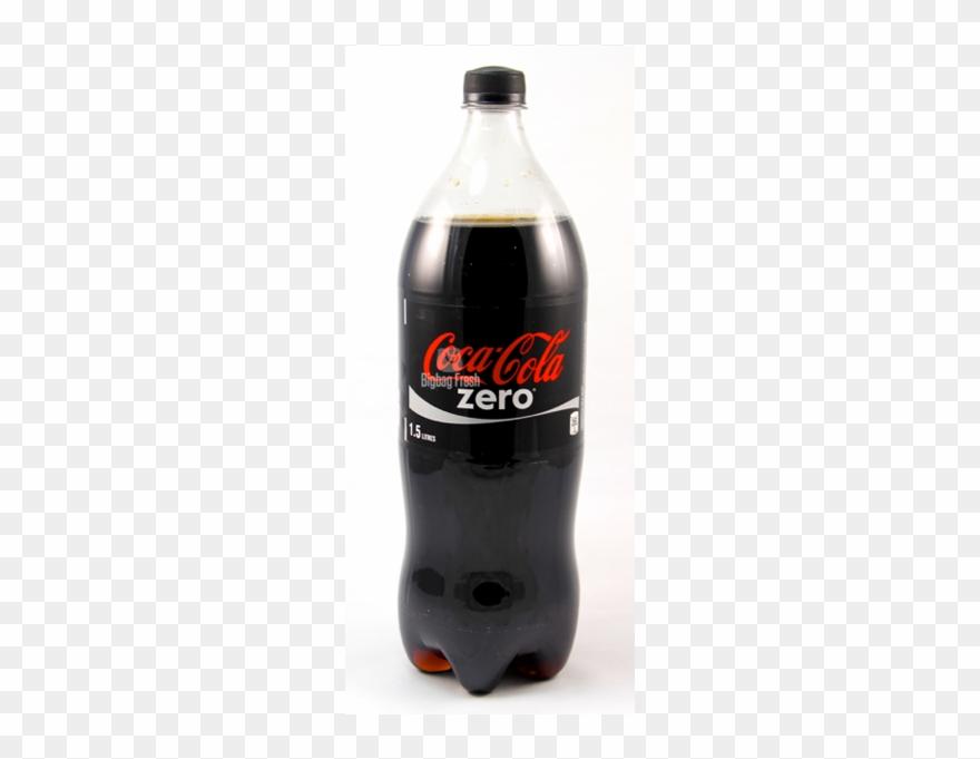 2 liter soda bottle clipart vector free library Soda Transparent 2 Litre - Coca Cola Zero Ph Clipart (#4242375 ... vector free library