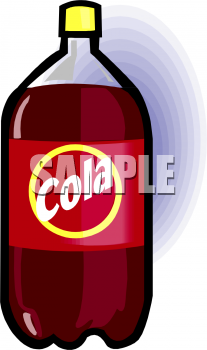 2 liter soda bottle clipart clip art free A 2-Liter Bottle Of Dark Cola Clipart Image - foodclipart.com clip art free