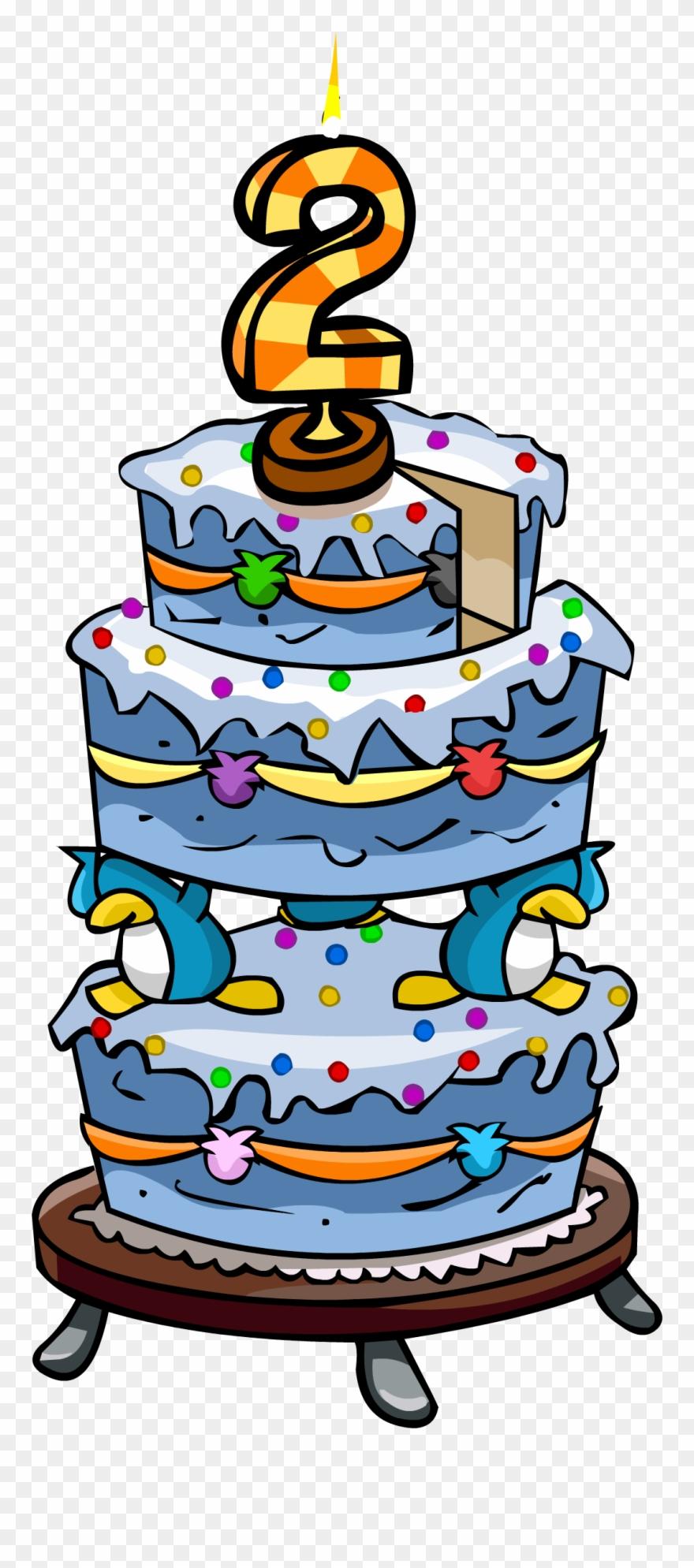 Sensational Library Of 2 Nd Birthday Cake Image Transparent Files Funny Birthday Cards Online Benoljebrpdamsfinfo