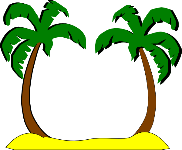 2 peop e tree clipart vector royalty free library Palm tree clip art images clipart images gallery for free download ... vector royalty free library