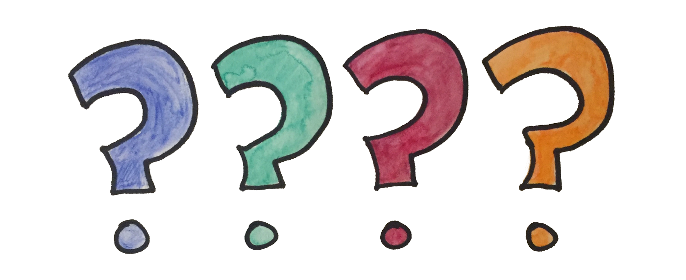 2 people asking question clipart png transparent stock How To Ask Questions Effectively - Product Management Insider - Medium png transparent stock