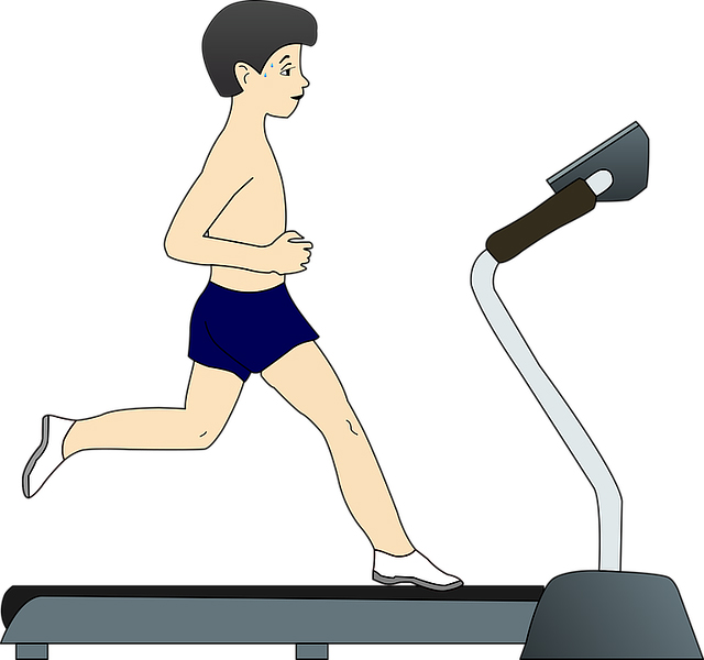 2 people on treadmill clipart svg Treadmill Workout - Answers, Facts and Tips svg